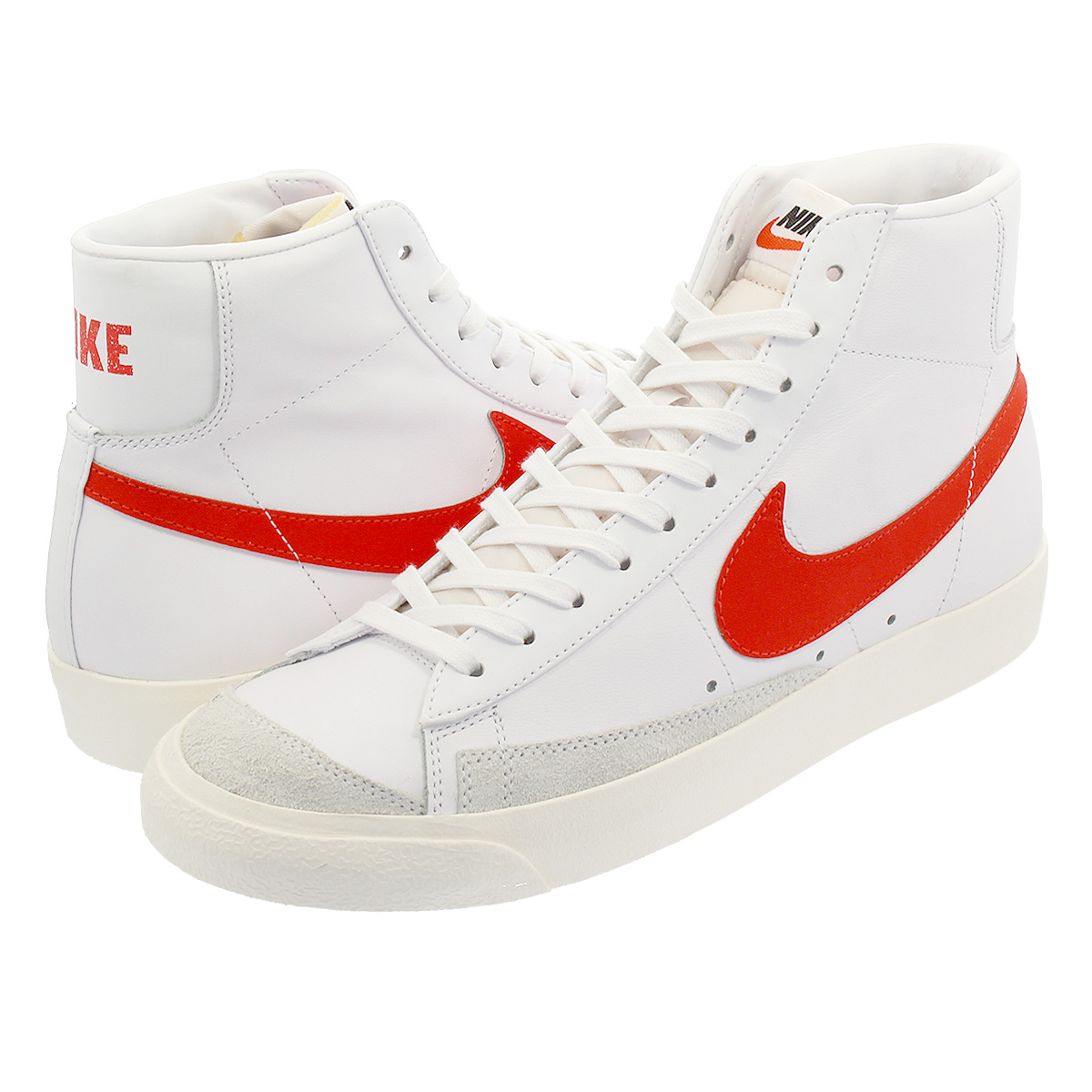 new images of speical offer professional sale NIKE BLAZER MID '77 VINTAGE Nike blazer mid '77 vintage HABANERO  RED/WHITE/SAIL bq6806-600