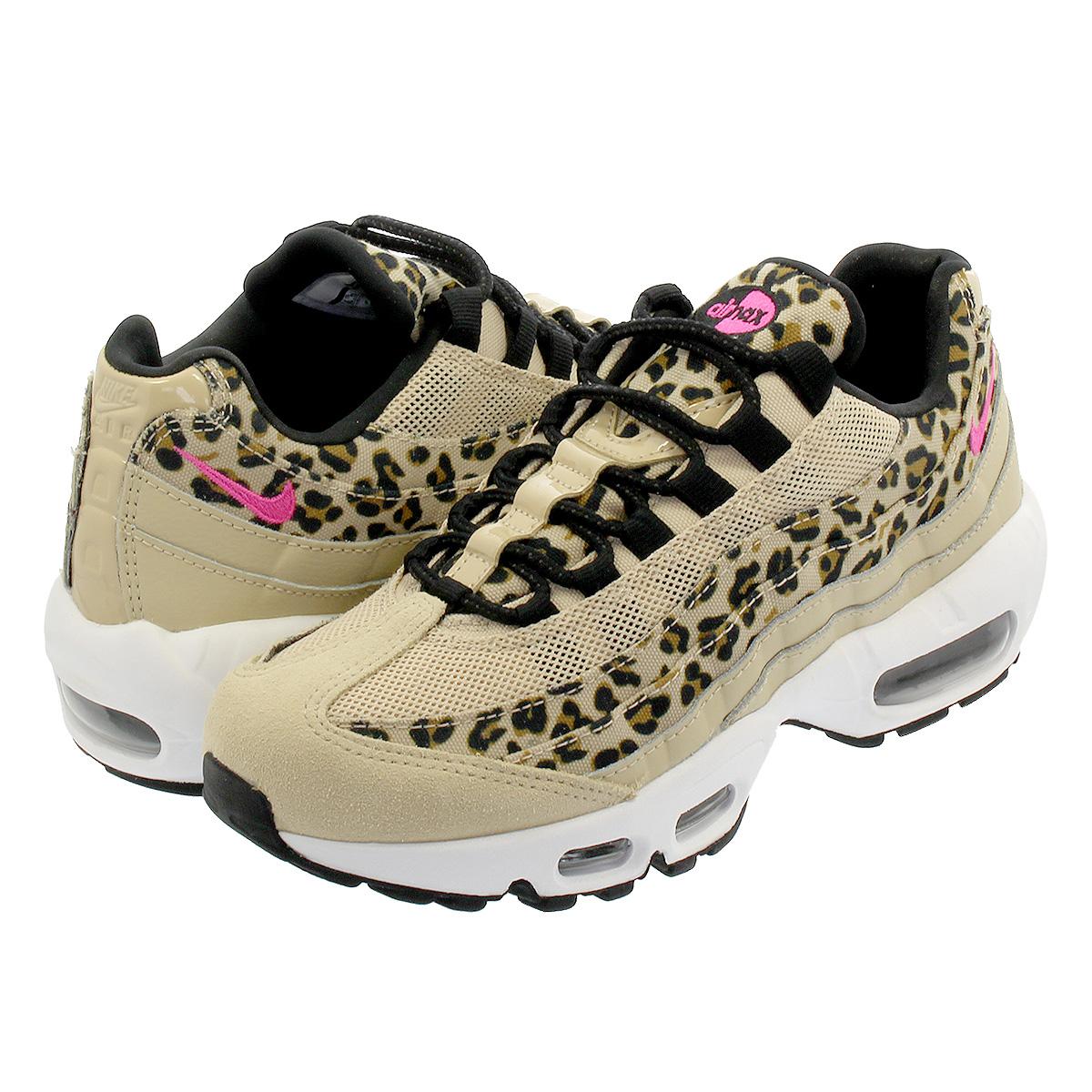 Nike Wmns Air Max 95 Premium | Pink | Sneakers | 807443 200