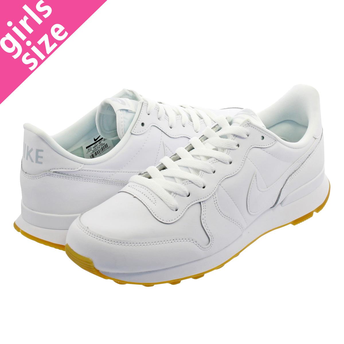 the best attitude b9080 33372 NIKE WMNS INTERNATIONALIST Nike women internationalist WHITE WHITE GUM  LIGHT BROWN WHITE 828,407-103