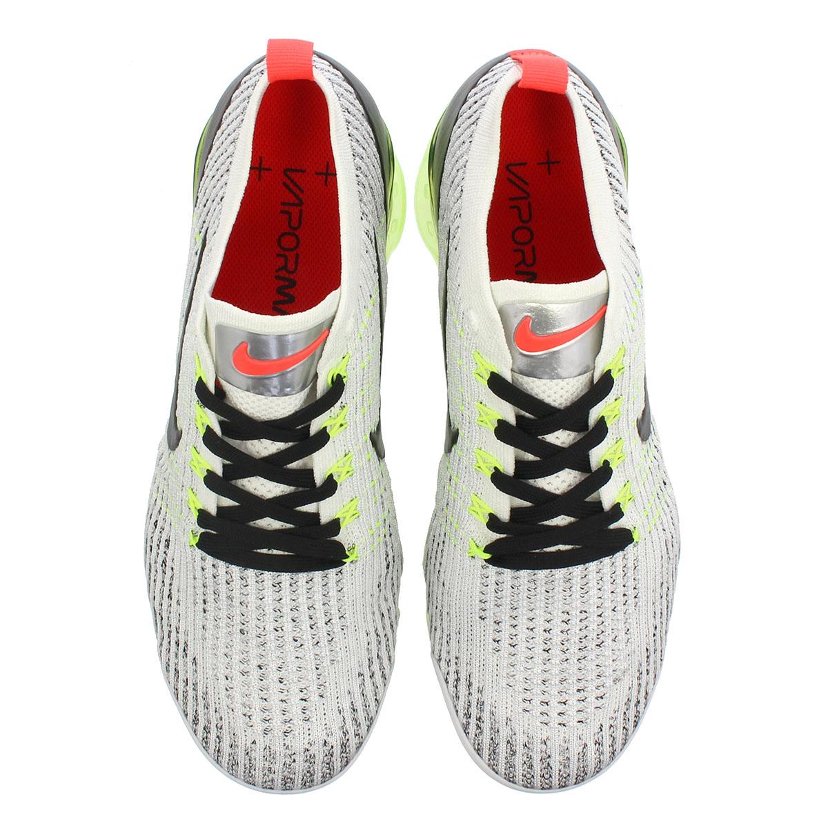 2f7742f79b ... NIKE AIR VAPORMAX FLYKNIT 3 Nike vapor max fried food knit 3 WHITE/BLACK/  ...