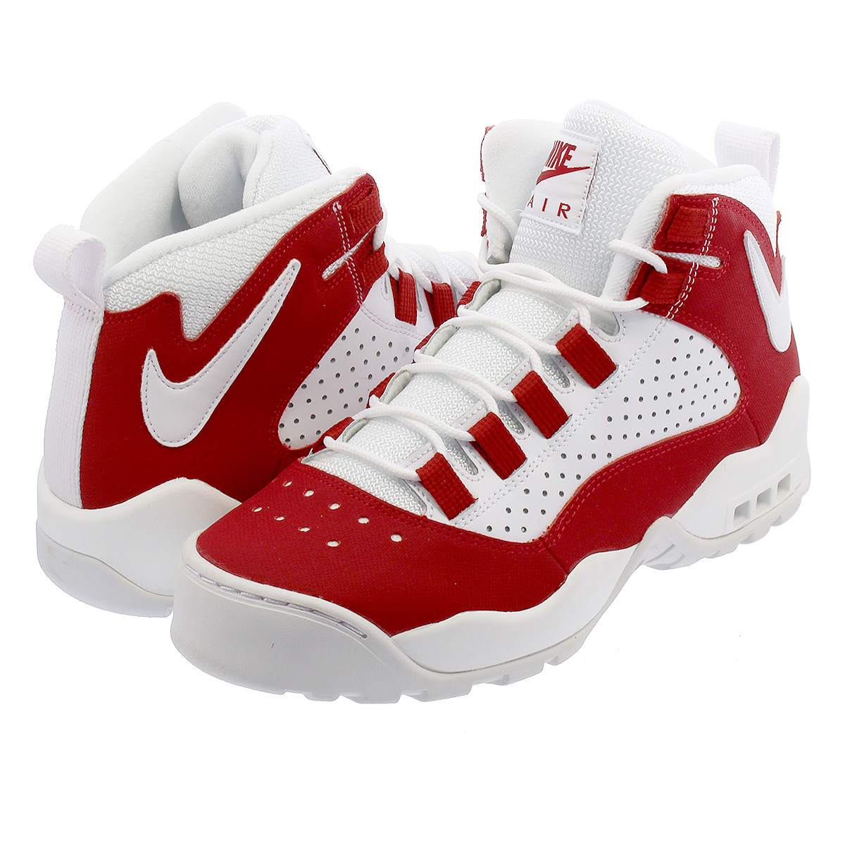hot sale online b5038 6ef1d NIKE AIR DARWIN Kie Ney adder Win VARSITY RED WHITE aj9710-600 ...