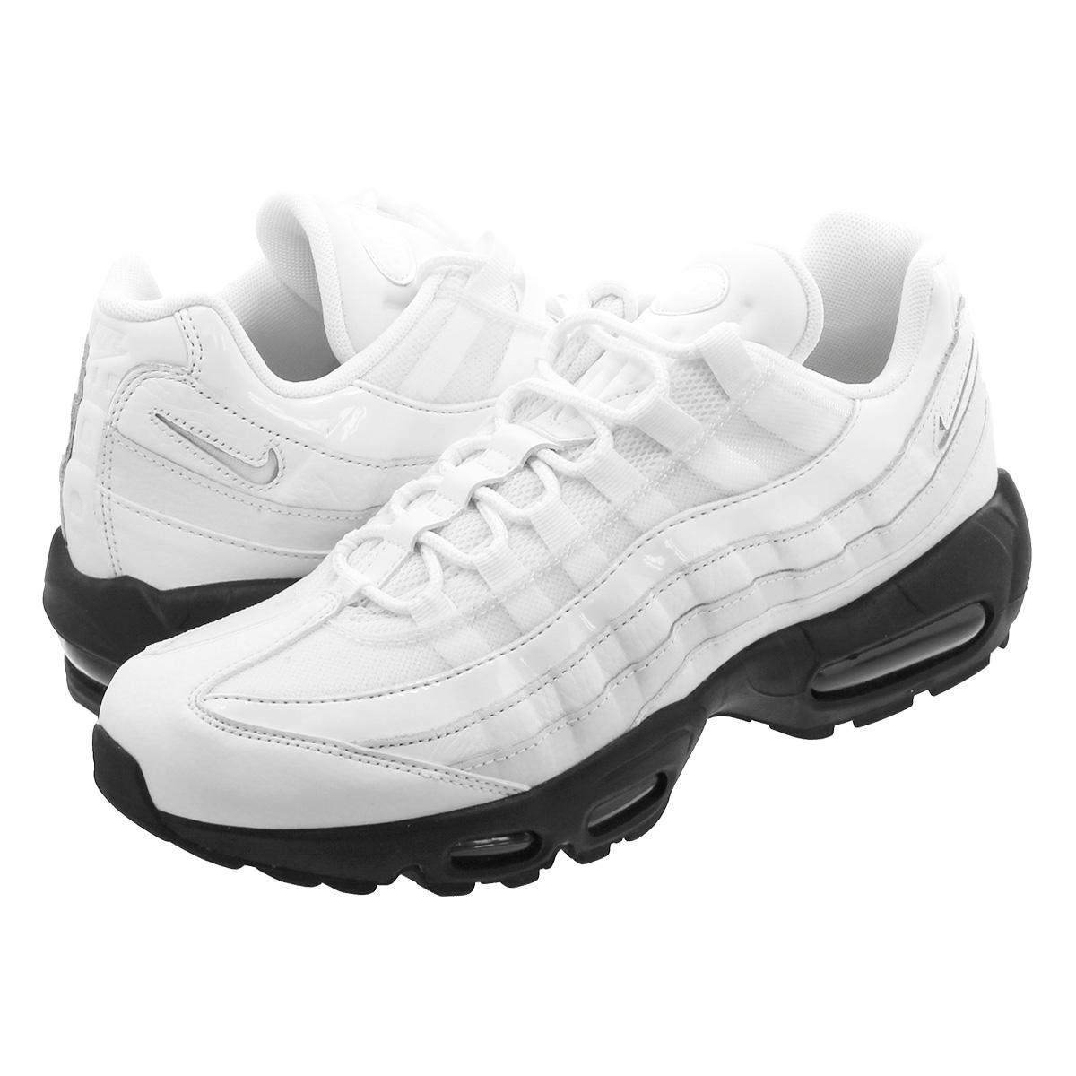 Nike Air Max 95 SE 'WhiteBlack' | AQ4138 102