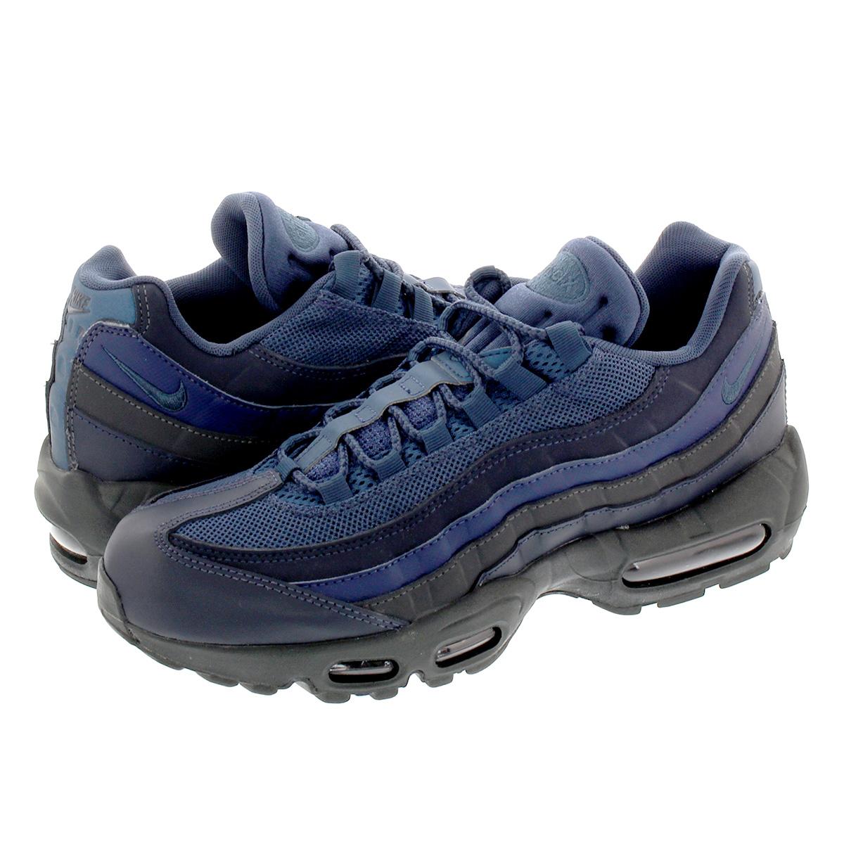 Nike Air Max 95 Essential Squadron Blue Squadron Blue, Mens