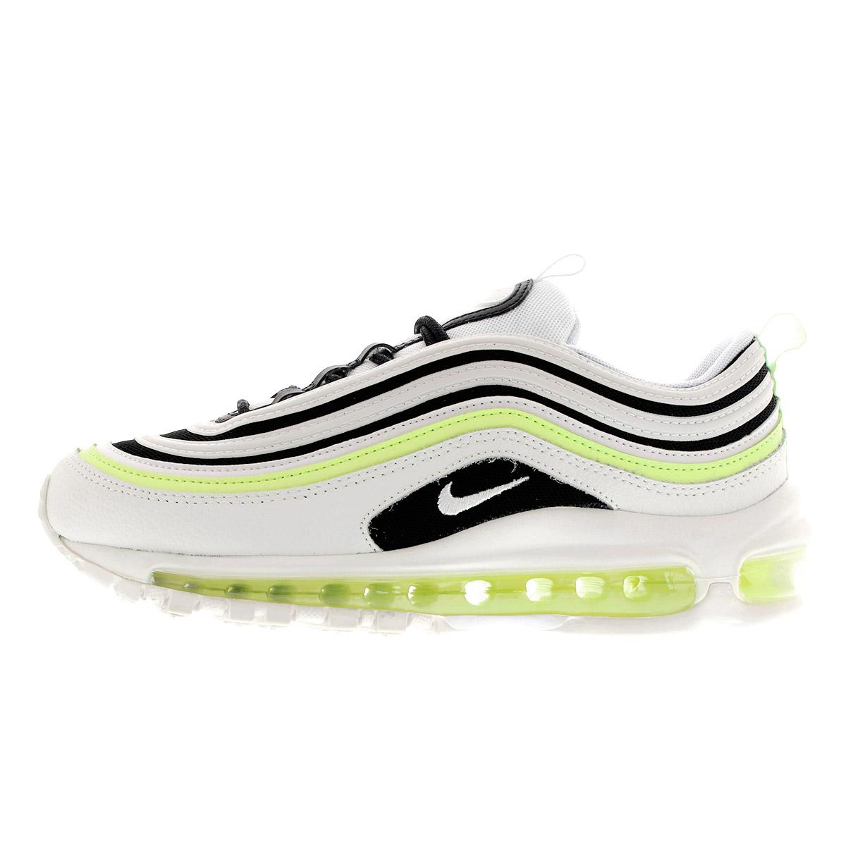 NIKE WMNS AIR MAX 97 Nike women Air Max 97 SUMMIT WHITESUMMIT WHITEBLACK 921,733 105