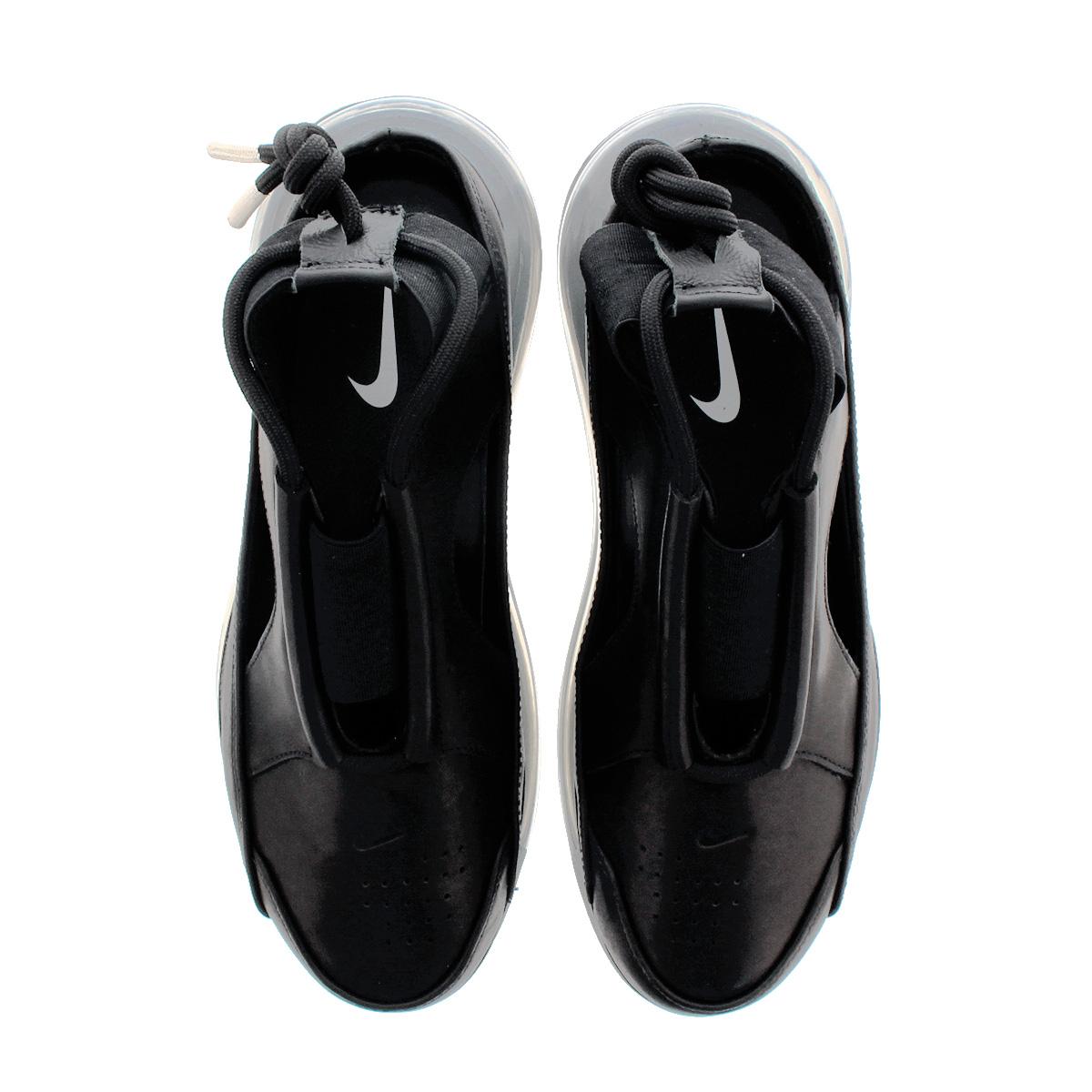 NIKE WMNS AIR MAX FF 720 Nike women Air Max FF 720 BLACKBLACKMETALLIC SILVER ao3189 001