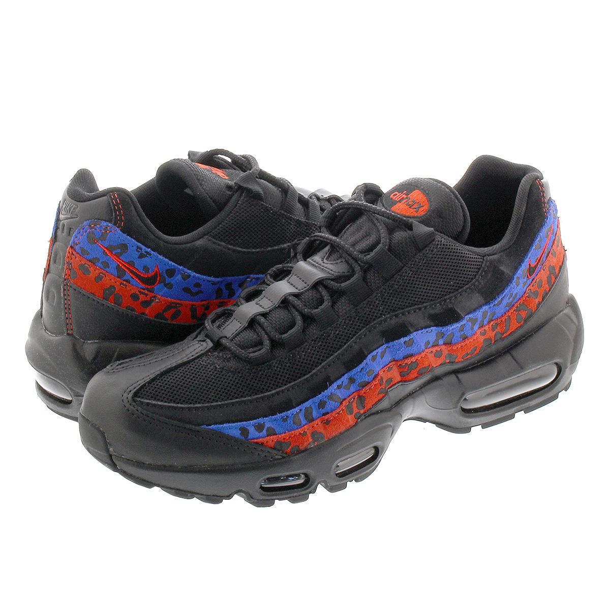 Nike Air Max 95 Black Red | CD0180 001