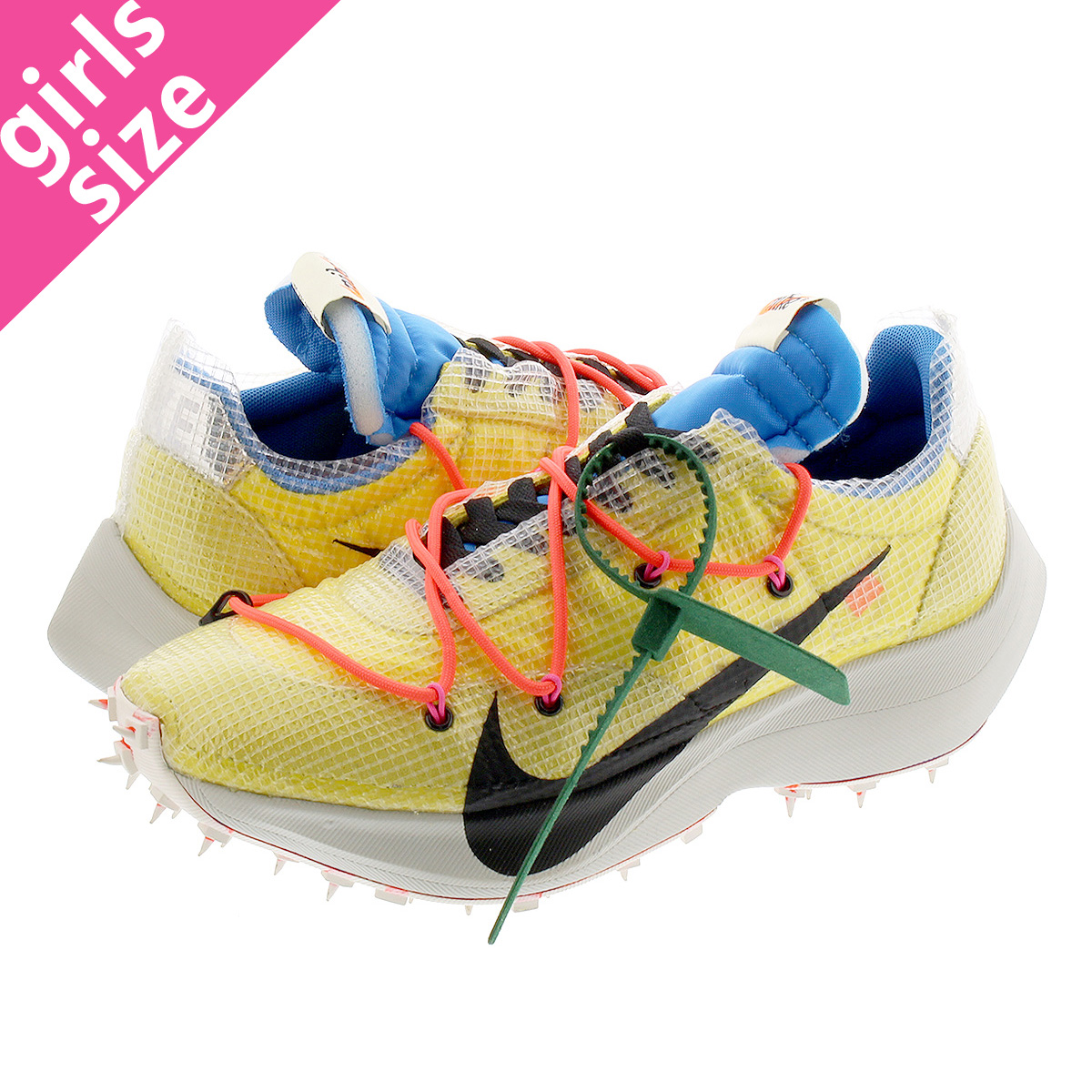 NIKE WMNS VAPOR STREET 【OFF-WHITE】 ナイキ ウィメンズ ヴェイパー ストリート TOUR YELLOW/BLACK/LIGHT BONE cd8178-700