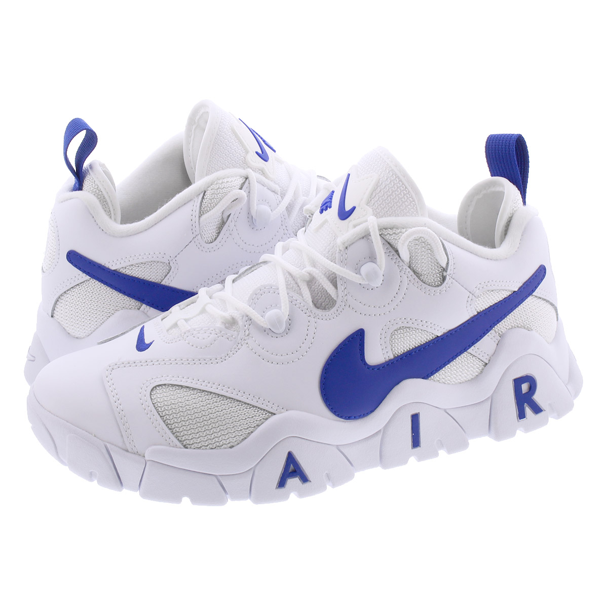 NIKE AIR BARRAGE LOW ナイキ エア バラージ ロー WHITE/HYPER BLUE cd7510-100
