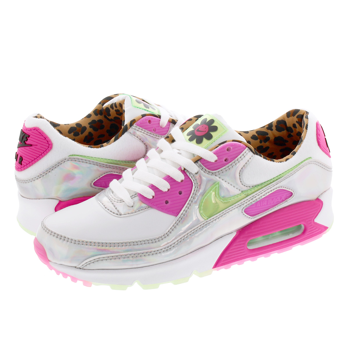 nike women's wmns air max 90 running shoes