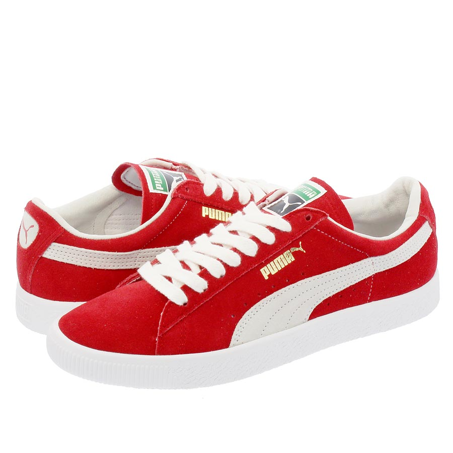more photos 727f7 a8159 SELECT SHOP LOWTEX: PUMA SUEDE 90681 Puma suede cloth 90681 ...