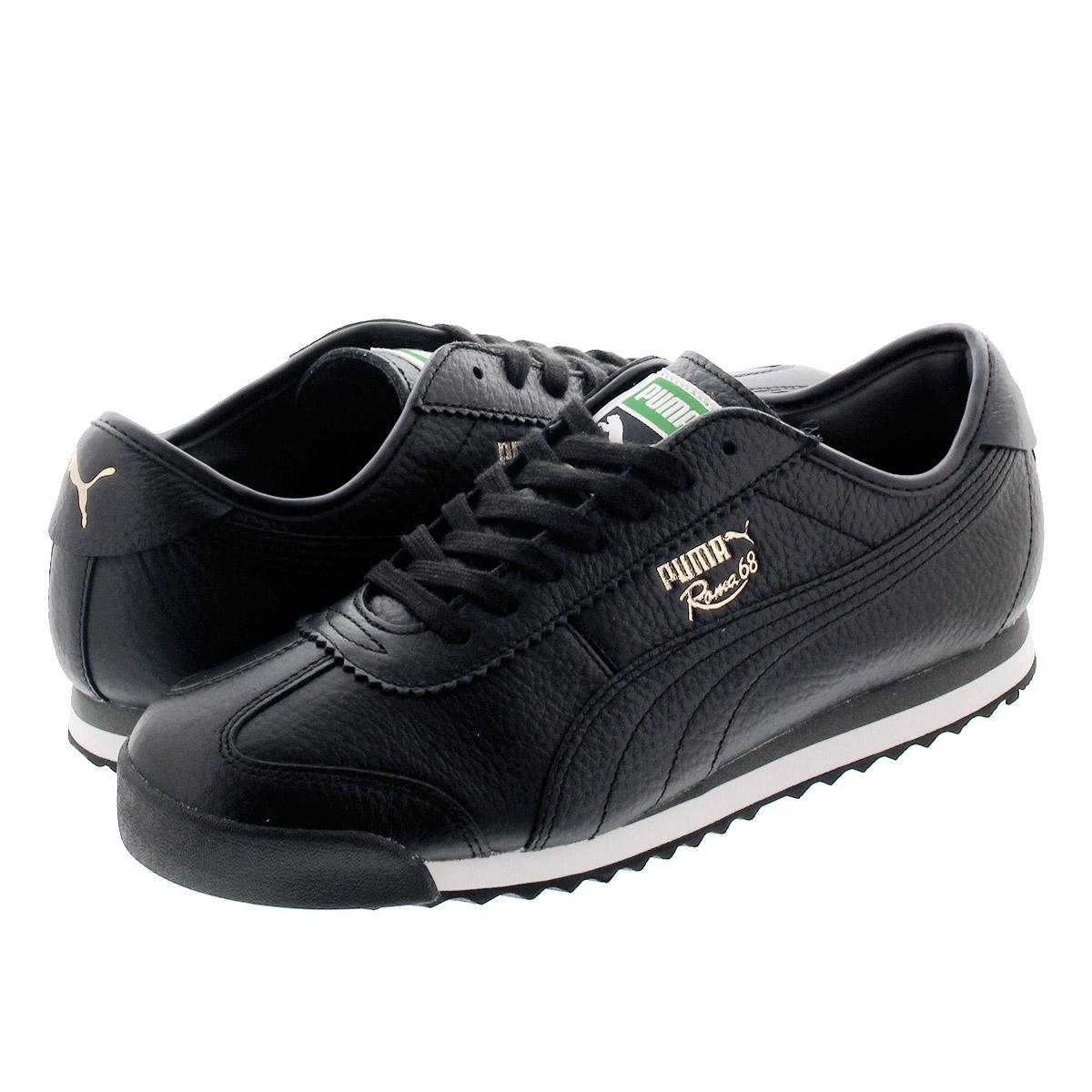 PUMA ROMA 68 VINTAGE Puma 68, Rome vintage BLACKCASTLEROCK 370,051 04