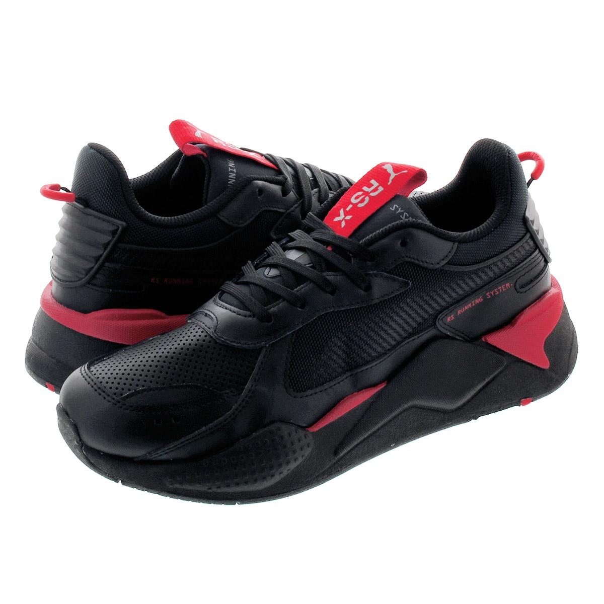 red and black pumas original