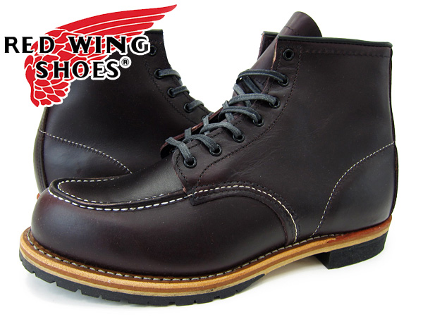 RED WING BECKMAN BOOT MOC TOE Red Wing Beckman boots モックトゥ BLACK CHERRY