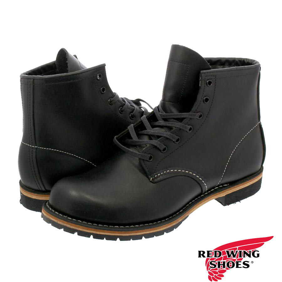 SELECT SHOP LOWTEX | Rakuten Global Market: RED WING BECKMAN BOOT ROUND TOE BLACK 9014