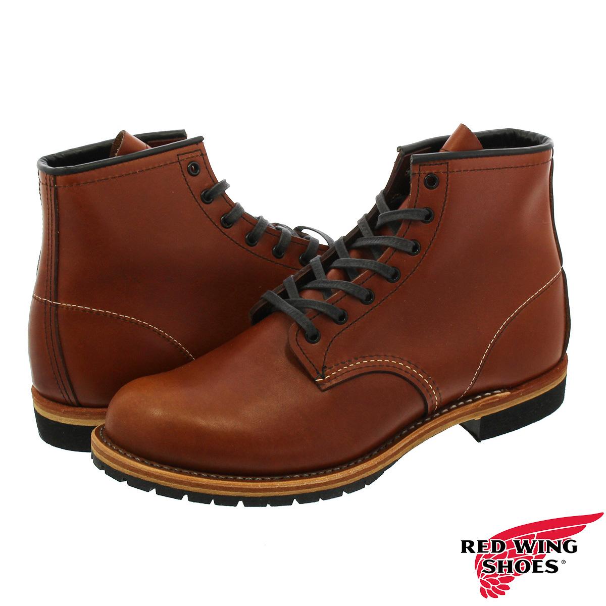 【ビッグ・スモールサイズ】 RED WING 9016 BECKMAN BOOT レッドウイング ベックマン ブーツ CIGAR