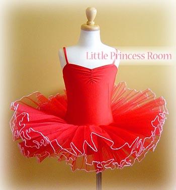 a3590bd8beb2 Little Princess Room   Classic Tutu Red