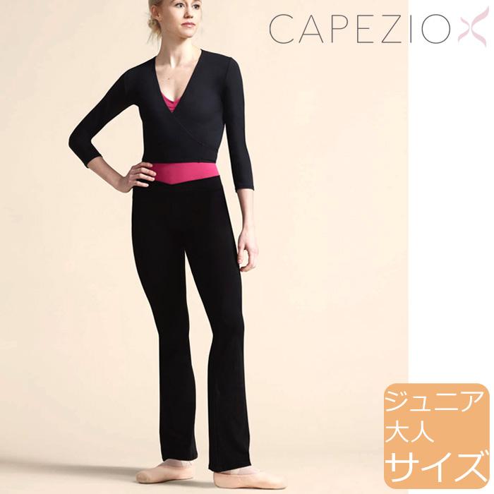 c90955d05 < Capezio (Capezio) junior-adult dance & sports. Beauty leg rise black  TC750M >