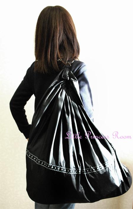 (Outfit case shoulder bag type)
