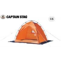 【送料無料】 CAPTAIN STAG ワカサギテント160(2人用)オレンジ M-3109 【他商品との同梱不可】