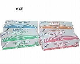 エコソフトグローブ (プラスチック手袋)パウダーフリー 100枚×20箱入