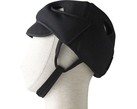 【頭部保護帽】アボネットガードDタイプ(側頭部衝撃吸収重視型) メッシュタイプ