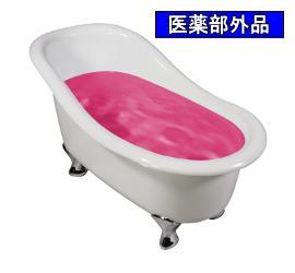 色と香で楽しめる業務用薬用入浴剤『バスフレンド』/300g×60袋