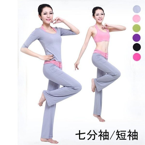 ヨガウェア 上下セット 3点セット ダンスウェア ダンス衣装 ランニングウェア おしゃれ 吸汗速乾 レディース オンラインショップ フィットネス 選択 着痩せ