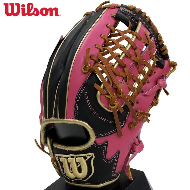 【あす楽対応】ウィルソン 野球 軟式グラブ グローブ オールラウンド用 D-MAX Wilson カラーグローブ 右投げ用 中学生~大人用 WTARDE5LF-
