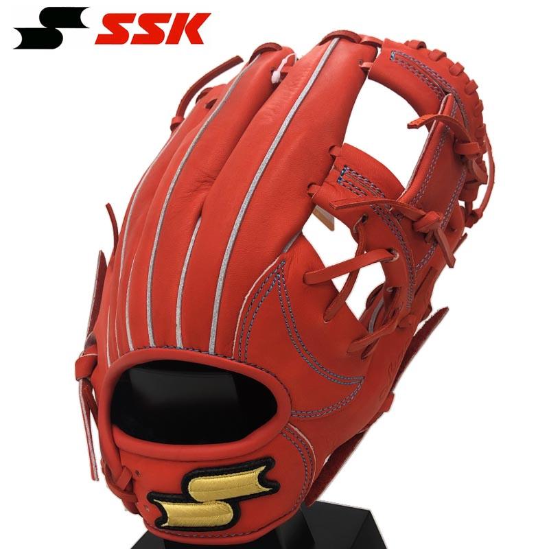 【あす楽対応】SSK 野球 軟式グラブ グローブ スーパーソフト オールラウンド用 SSG950-33