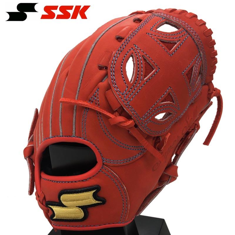 【あす楽対応】SSK 野球 子供用 少年軟式グラブ グローブ スーパーソフト オールラウンド用 SSJ941-33
