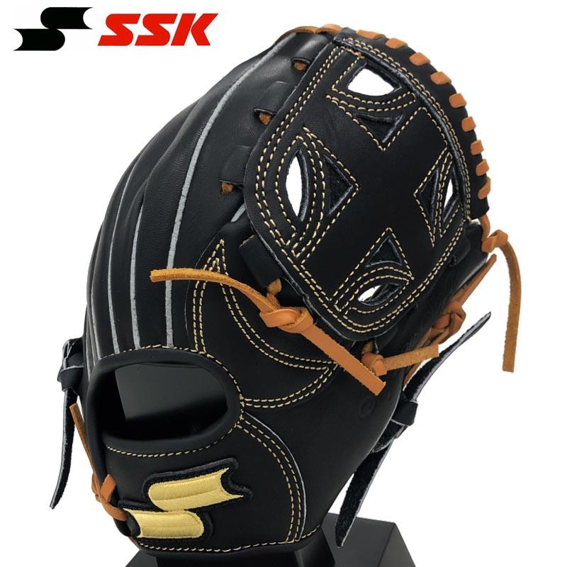 【あす楽対応】SSK 野球 子供用 少年軟式グラブ グローブ スーパーソフト オールラウンド用 SSJ941-9047