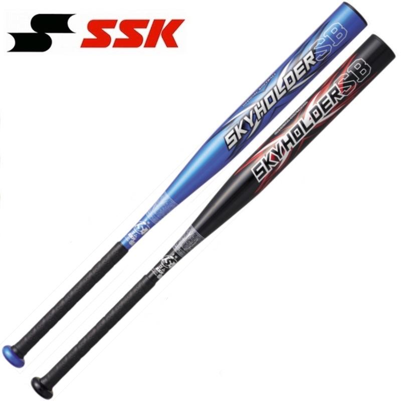 SSK ソフトボール金属バット スカイホルダーSB 3号(ゴムボール対応) 中学生~大人用 SHRS30417