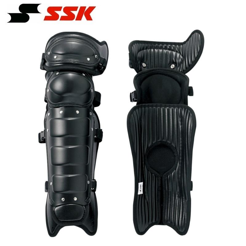 SSK 野球 硬式・軟式・ソフトボール兼用審判用レガース/レガーズ UPL700