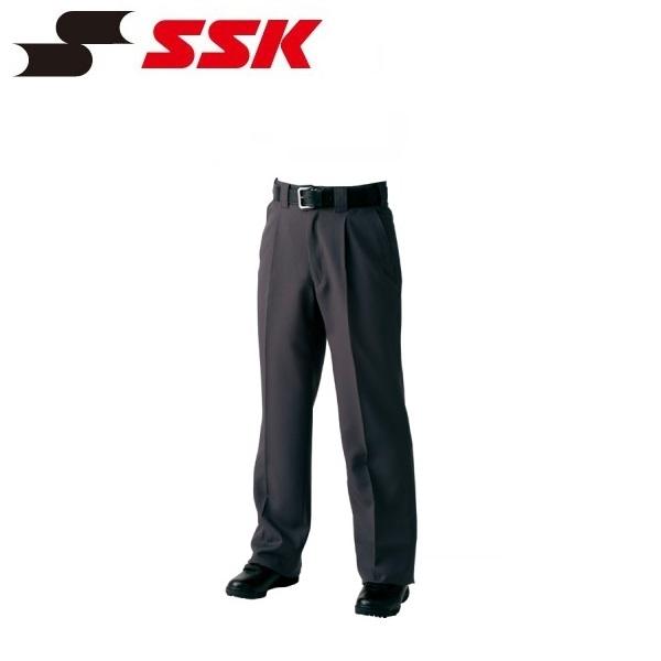SSK 野球 審判用スラックス 3シーズン厚手タイプ UPW036