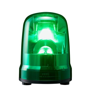 パトライト 回転灯ブラシレスモータ緑色 SKP-M2-GSKシリーズ<代引き不可>