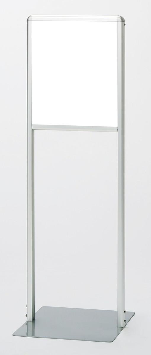 865-142サインスタンドAL Aタイプ白無地【代引き不可】