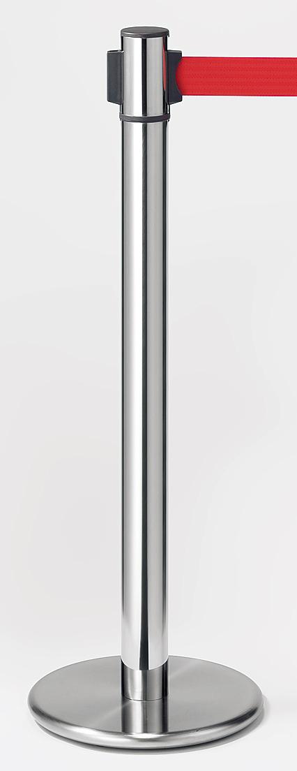870-962RDベルトパーテーションヘッド回転タイプ赤【代引き不可】