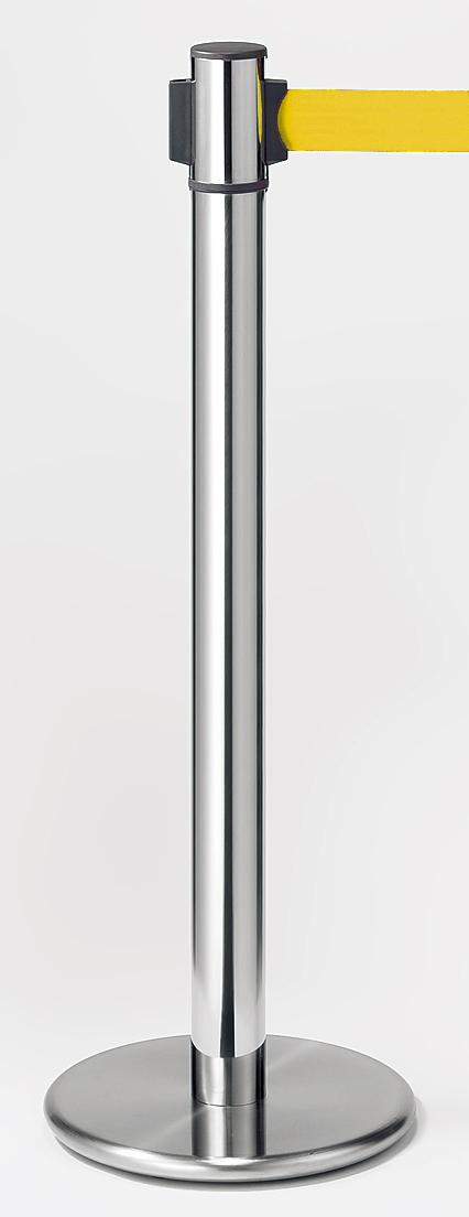 870-962YEベルトパーテーションヘッド回転タイプ黄【代引き不可】