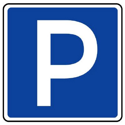 894-24指示標識(403)駐車可【代引き不可】