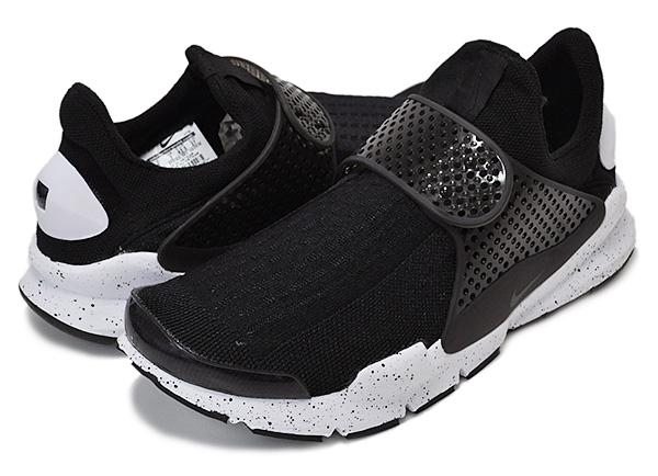 sports shoes 5fd06 16187 ★ affordable price revision ★ NIKE SOCK DART SE blk/blk-wht