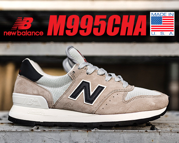a070be584cedf 【送料無料ニューバランススニーカーM995】NEWBALANCEM995CHAMADEINU.S.A.