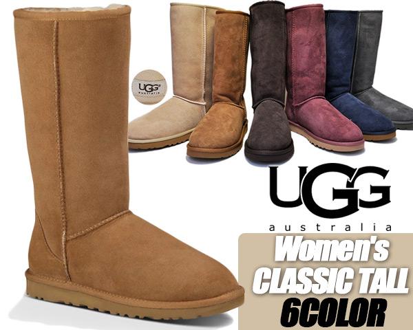 お得な割引クーポン発行中!!【送料無料 アグ ブーツ レディース クラシック】UGG Women's CLASSIC TALL 5815 UGG