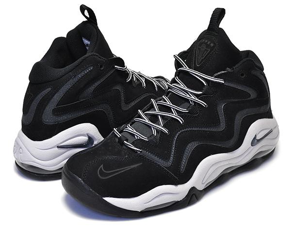 Nike Air Pippen 1 One Retro Scottie Pippen Black Vast Grey Men 325001-004 Discounts Price Clothing, Shoes & Accessories