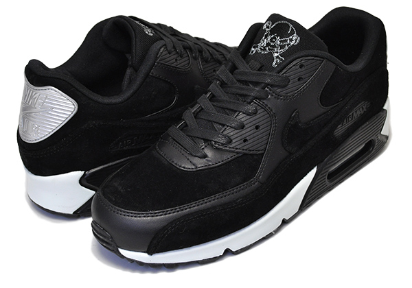 Among published by advantageous discount coupon! NIKE AIR MAX 90 PREMIUM blackblack off white