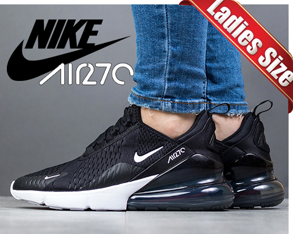 Nike Air Max 270 Black and Anthracite White in 2019 | Nike