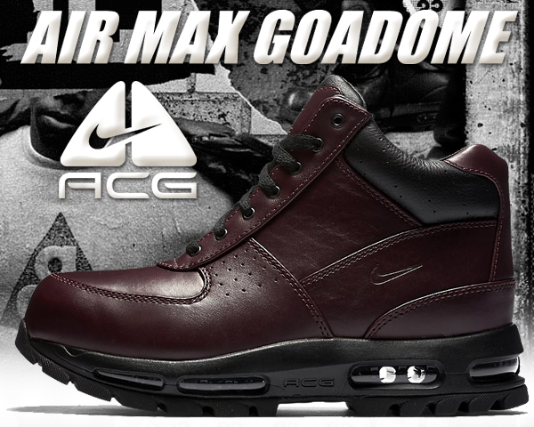 お得な割引クーポン発行中!!【送料無料 ナイキ エアマックス ゴアドーム】NIKE AIR MAX GOADOME ACG deep burgundy/black【スニーカー ブーツ 】