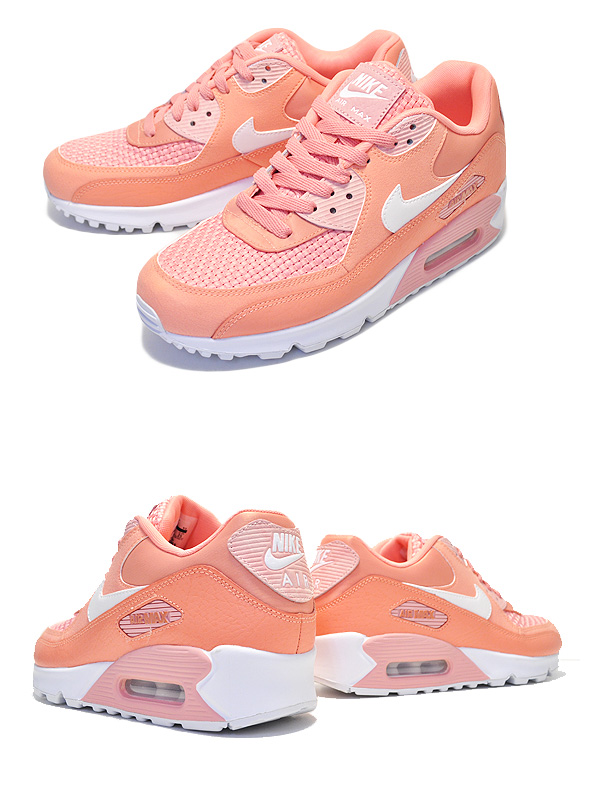 948ec1190c6d92 NIKE WMNS AIR MAX 90 SE crimson bliss white