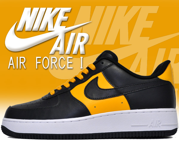 日本未入荷 【送料無料 ナイキ エアフォース 1 iD】NIKE AIR 1 FORCE 1 1 FORCE LOW ID ASU black/yellow【エアフォース ワン スニーカー メンズ AF1 Arizona State University】, フランスワイン専門WELL GRAND CRU:f1b21d49 --- supercanaltv.zonalivresh.dominiotemporario.com