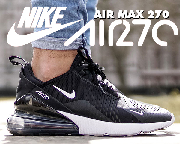 Among published by advantageous discount coupon! NIKE AIR MAX 270 blackanthracite white