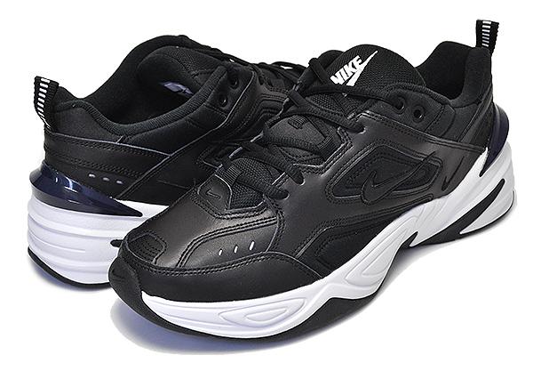 お得な割引クーポン発行中!!【送料無料 ナイキ M2K テクノ】NIKE M2K TEKNO black/black-off wht-obsidian【スニーカー メンズ dad shoes チャンキー スニーカー 黒 ブラック DAD】